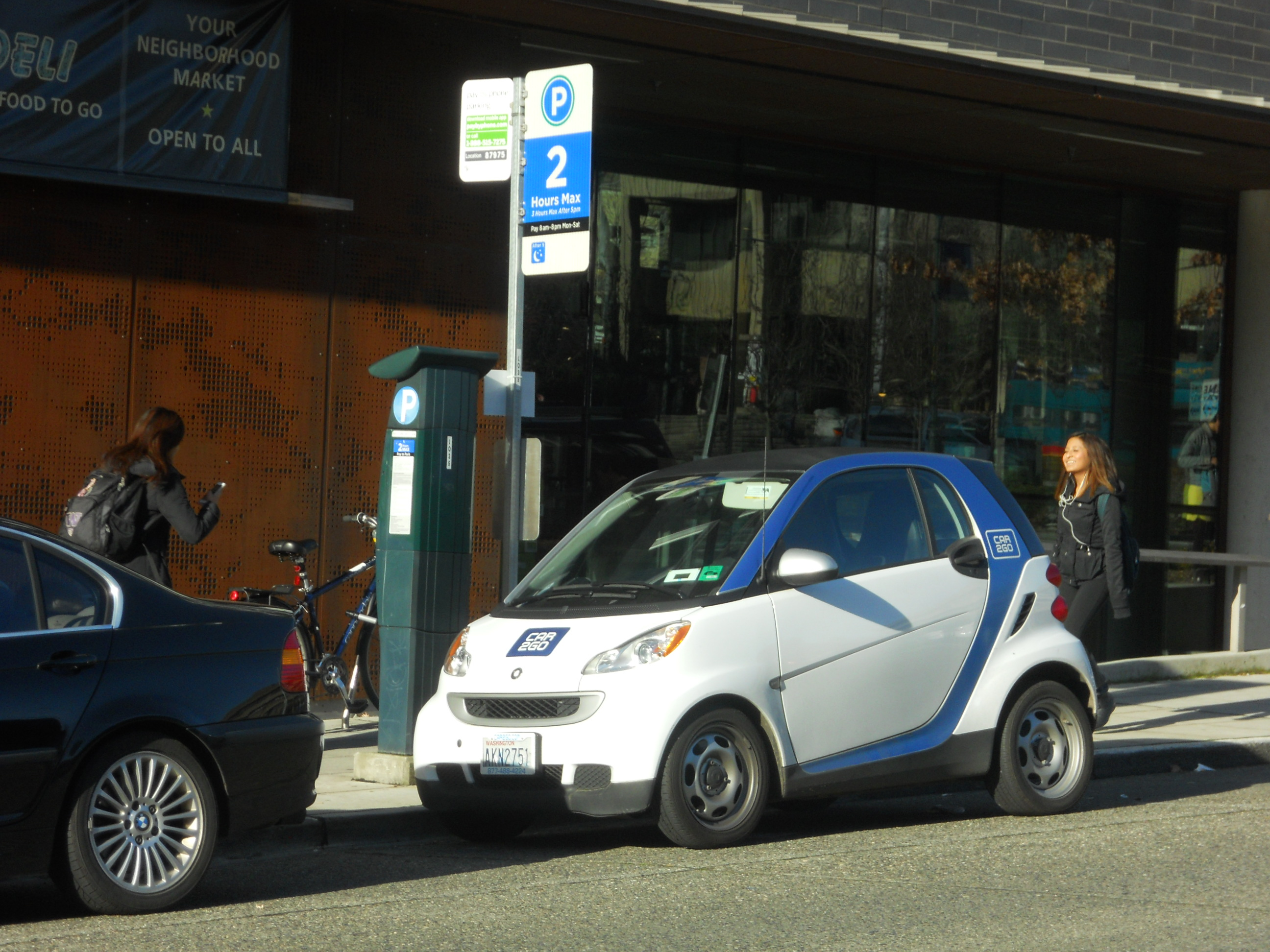 Ego Car Share >> Seattle Set To Increase Car Share Limits The Northwest