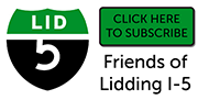 Friends of Lidding I-5 Mailing List