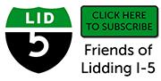 Friends of Lidding I-5 Mailing List