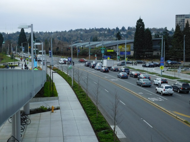 Montlake Boulevard. (Photo: author)