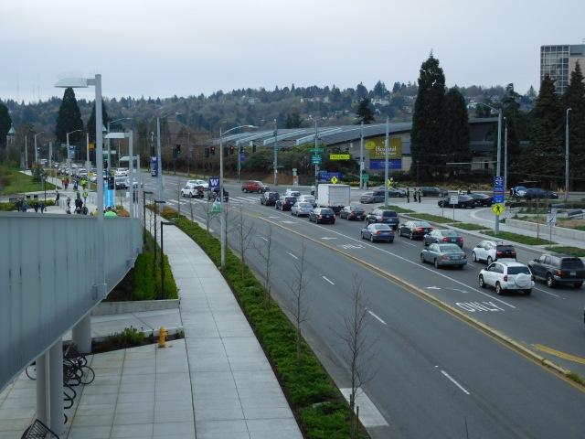 Montlake Boulevard. (Photo: author)